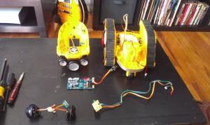 roborover control board 1